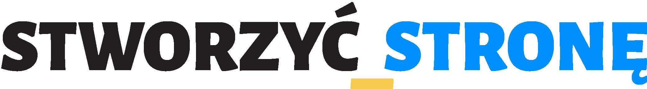 stworzyc strone logo