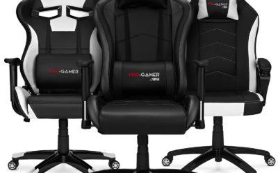 Fotel dla gracza nie tylko dla mężczyzn