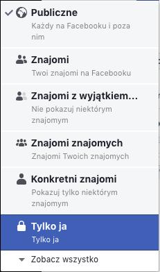 zmiana profilowego na fb krok 3