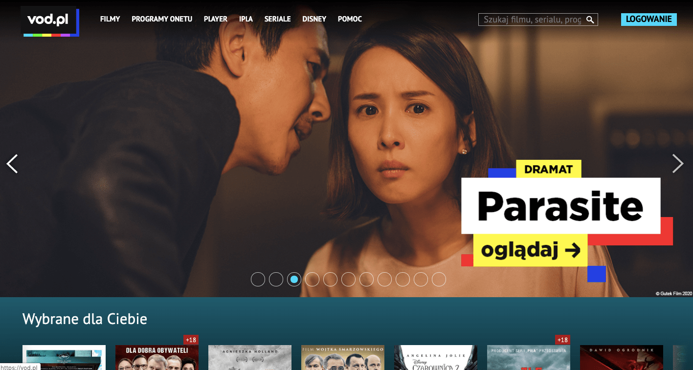 filmy i seriale online vod pl