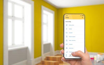 Usługi w telefonie – aplikacja Fixly dostępna w App Store i Google Play