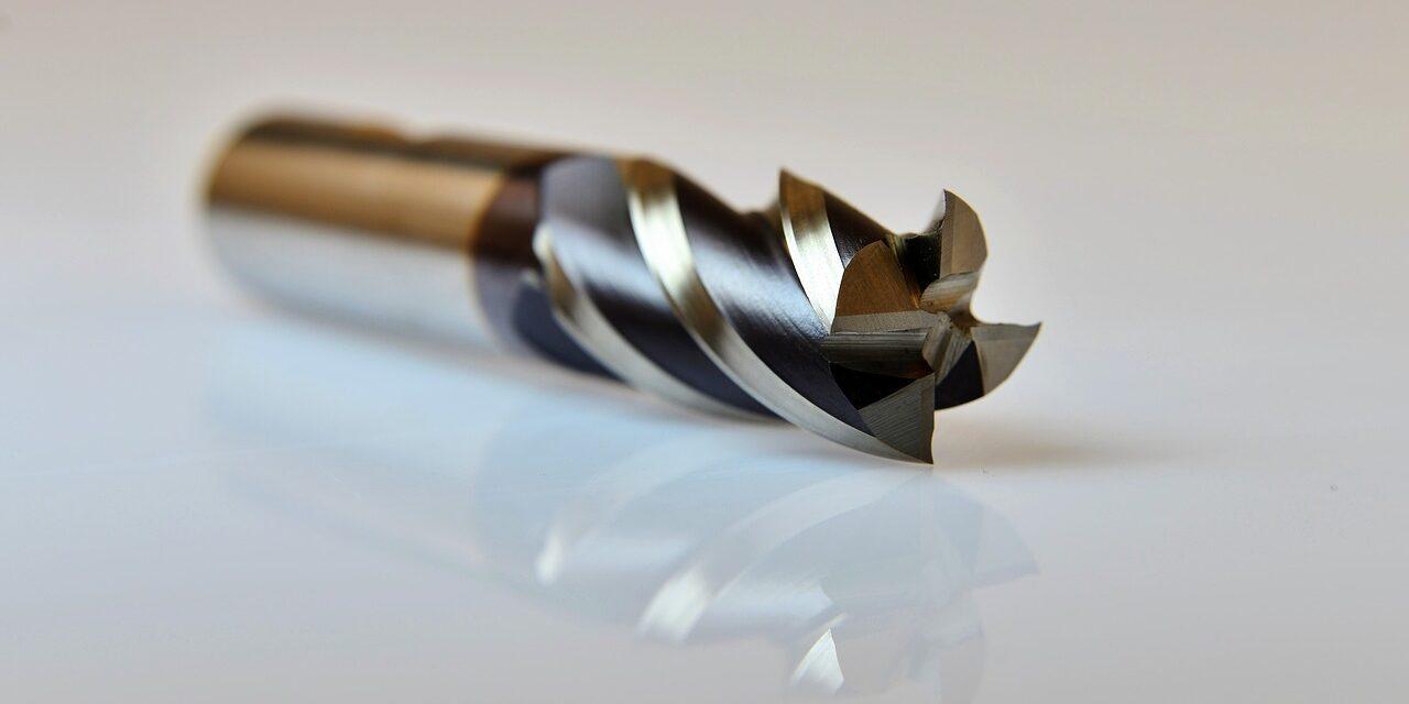 Technologia frezów do metalu