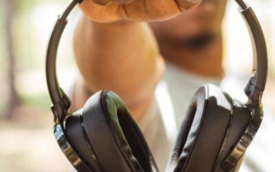 Audiobooki wciąż wypierają tradycyjne książki