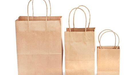 Czym cechuje się porządna torba z papieru?
